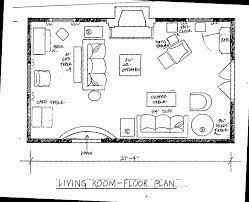 terrific living room furniture plans open kitchen floor plans