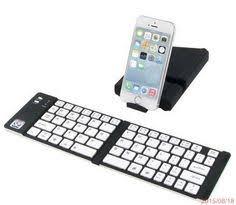 black friday bluetooth keyboard iwerkz black folding waterproof bluetooth keyboard for your