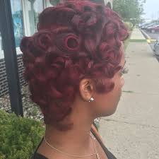 detroit short hair 14 best pin curls images on pinterest pin curls short bobs and