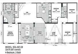 5 bedroom mobile homes floor plans 4 bedroom double wide mobile homes delightful charming 5 10 floor