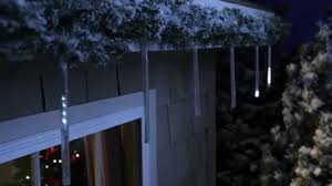 philips cascading icicle lights