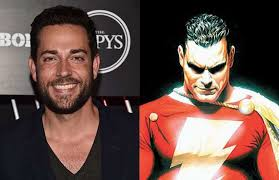 tattoo nation netflix zachary levi offers up first official look at shazam costume