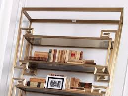 Brass Bookcase Open Brass Bookcase Dalston By Gianfranco Ferré
