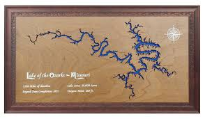 Ozarks Map Lake Of The Ozarks Map With Cove Names Best Lake 2017