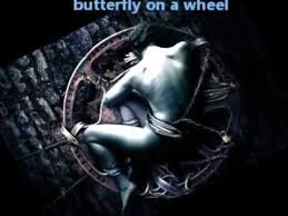 butterfly on a wheel lyrics the mission