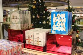 in pictures selfridges opens its christmas shop photo gallery