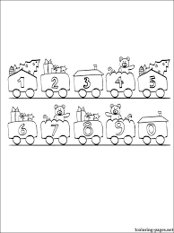 numbers 1 10 coloring pages coloring pages ideas u0026 reviews