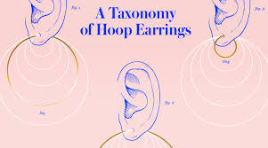 hooped earrings hoop earrings at every size a shopping guide stylecaster