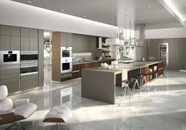 carrelage mur cuisine moderne design de cuisine moderne comptoir de granit noir élégant