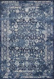 bob mackie home vintage 1310 azure blue marrakesh rug