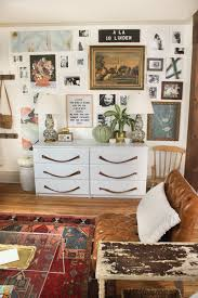 eclectic cottage living room reveal thewhitebuffalostylingco com