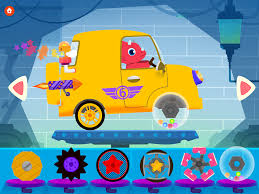 dinosaur car painting free android apps on google play