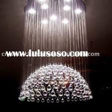 Sphere Chandelier With Crystals Lighting Inspiring Sphere Chandelier For Home Interior Lighting