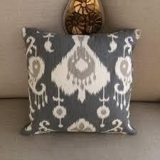 Decorative Pillow Cover Designer Pillows 20 5x19 5 Interior Design