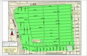 Houston City Limits Map Scenic Right Of Way Maps Www Houstonpermittingcenter Org