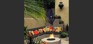 Mexican Patio Decor Big Ideas For Decorating Small Outdoor Spaces Bombay Outdoors