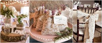 burlap wedding ideas 45 chic rustic burlap lace wedding ideas and inspiration tulle