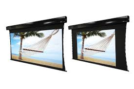 retractable home theater screen productreviewcategory elite screens