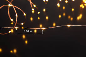 homestarry outdoor string lights dimmable led starry string