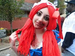 Realistic Scary Halloween Costumes 159 Scarytales Theme Images Character Makeup