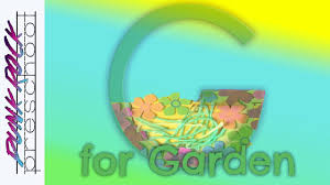 letter g for garden fun preschool crafts for kids best