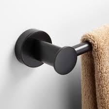 Oil Rubbed Bronze Bathroom Accessory Sets by Towel Racks Towel Bars U0026 Towel Shelves Signature Hardware