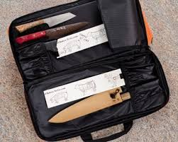 kitchen knives to go 18 pocket knife bag sale 50
