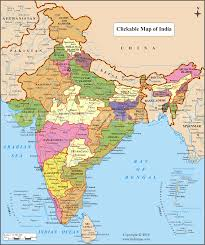 Show Me A Map Of India by 15 India Images Group