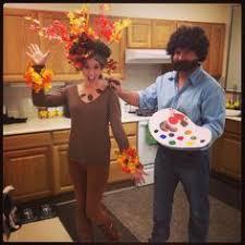 Dos Equis Halloween Costume Bob Ross Couple Costume Halloween Diy Bob