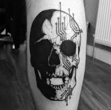 the coolest skull tattoos you u0027ll ever see 50 photos circuits