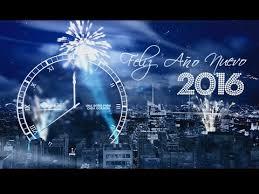 imagenes feliz año nuevo 2016 intro free feliz año nuevo 2016 con reloj cuenta atras edit a