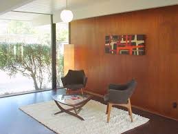 Mid Century Modern Furniture San Francisco by Mahogany Walls In Eichler Homes In San Francisco Area Mid