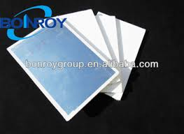Vinyl Faced Ceiling Tile by False Ceiling Pvc Gypsum Tile Vinyl Faced Gypsum Ceiling