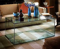 Cube Coffee Tables Glass Cube Coffee Table Bhr Design