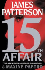 15th affair hachette book
