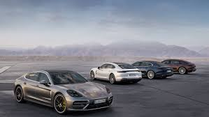 cars porsche 2017 2017 porsche panamera range explodes with new long wheelbase rwd
