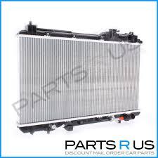 honda crv cr v 4 door rd wagon 97 01 radiator auto manual