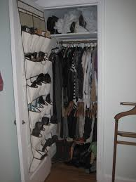 extraordinary wardrobe into small closet design with top shelves