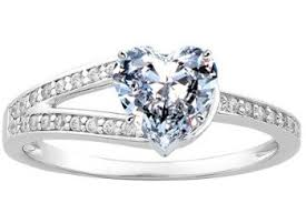 heart shaped wedding rings are heart shaped engagement rings lame you should probably check