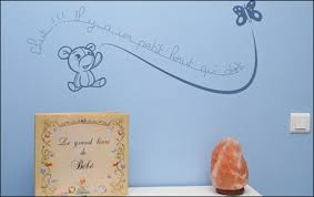 stickers pour chambre bébé garçon décoration chambre bébé garçon stickers