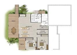 hillside house plans for sloping lots hillside house plans front slope floor building plans 1348