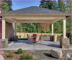Free Standing Wood Patio Cover Plans by Incredible Free Standing Patio Cover Ideas Free Standing Patio