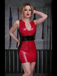 The Latex Store Lilly Dress