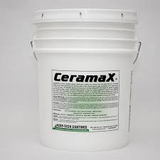 Heat Reflective Spray Paint - ceramax heat reflective waterproof coating 5 gallons acry tech