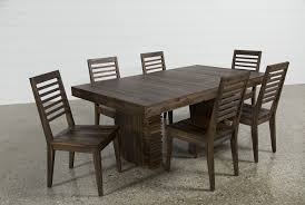 teagan 7 piece extension dining set living spaces preloadteagan 7 piece extension dining set back