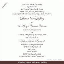 wedding invitation exles wedding invitations how to write yourweek 38b1fdeca25e