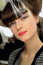 grey streaks in hair pin by christina on chanel pinterest haute couture and couture