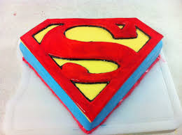 superman cake ideas superman of steel cake how to
