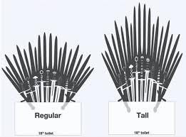 amazon com iron throne toilet decal game of thrones parody
