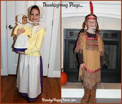 thanksgiving plays for and dolls